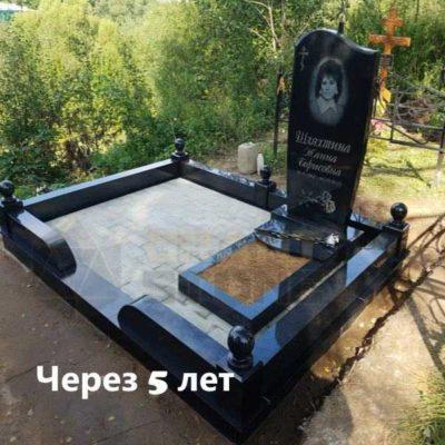 Памятник из гранита ВП 0001