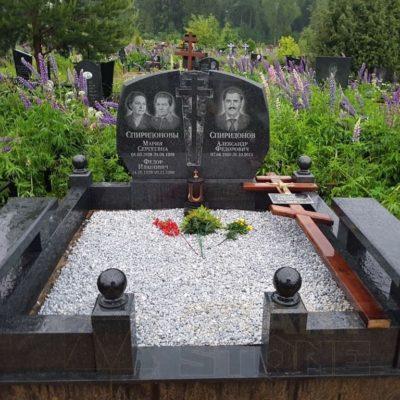 Памятник из гранита ВП 0008