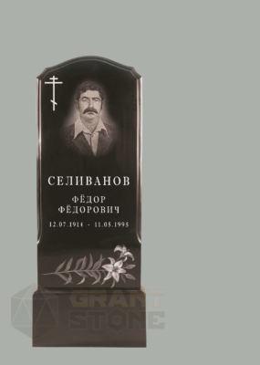 Памятники из литьевого мрамора Л 0002