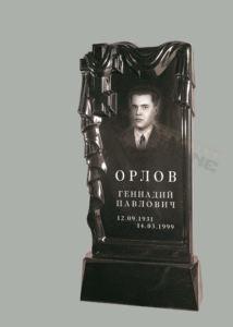 Памятники из литьевого мрамора Л 0010