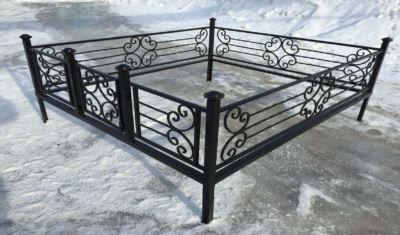 Ограда на могилу (верона) 018