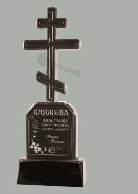 Памятники из литьевого мрамора Л 00019