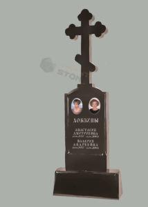 Памятники из литьевого мрамора Л 0021