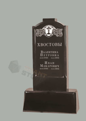 Памятники из литьевого мрамора Л 0024