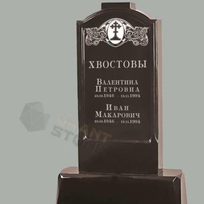 Памятники из литьевого мрамора Л 0005