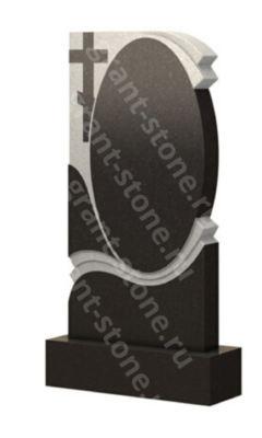 Памятник из гранита РФ 0036