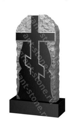Памятник из гранита РФ 0026