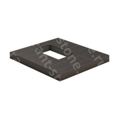 Цоколь бетонный 003